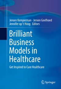 Cover Brilliant Business Models in Healthcare