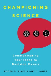 Cover Championing Science