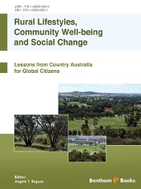 Cover Rural Lifestyles, Community Well-Being and Social Change