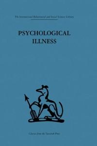 Cover Psychological Illness