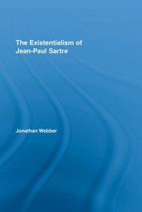 Cover Existentialism of Jean-Paul Sartre