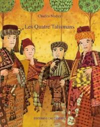 Cover Les Quatre Talismans