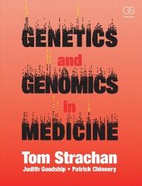Cover Genetics and Genomics in Medicine