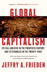 Cover Global Capitalism