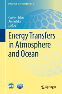 Cover Energy Transfers in Atmosphere and Ocean