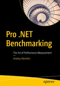 Cover Pro .NET Benchmarking