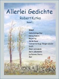 Cover Allerlei Gedichte