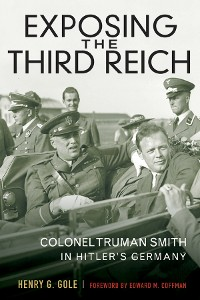 Cover Exposing the Third Reich