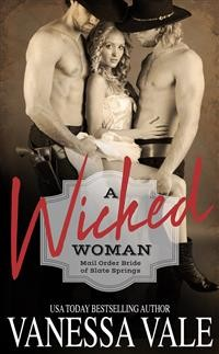 Cover A Wicked Woman