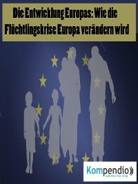Cover Die Entwicklung Europas