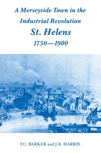 Cover Merseyside Town in the Industrial Revolution