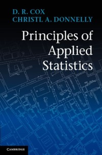 Cover Principles of Applied Statistics