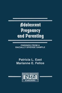 Cover Adolescent Pregnancy and Parenting