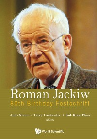 Cover Roman Jackiw: 80th Birthday Festschrift