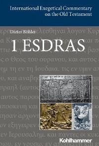 Cover 1 Esdras