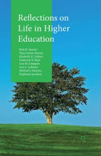 Cover Reflections on Life in Higher Education