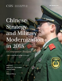 Cover Chinese Strategy and Military Modernization in 2015