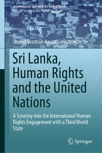 Cover Sri Lanka, Human Rights and the United Nations