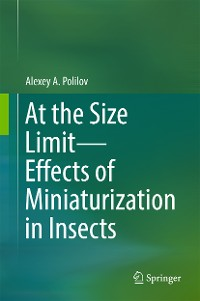 Cover At the Size Limit - Effects of Miniaturization in Insects