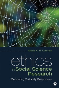 Cover Ethics in Social Science Research