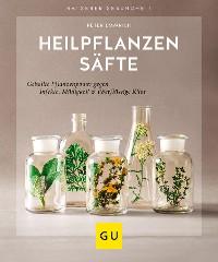 Cover Heilpflanzensäfte