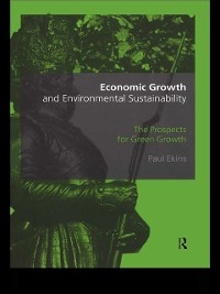 Cover Economic Growth and Environmental Sustainability