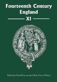 Cover Fourteenth Century England XI