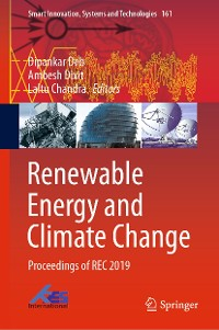 Cover Renewable Energy and Climate Change