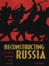 Cover Reconstructing Russia