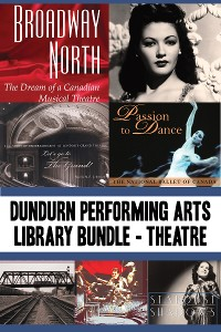 Cover Dundurn Performing Arts Library Bundle — Theatre
