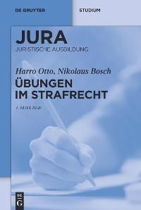 Cover Übungen im Strafrecht