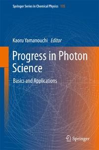 Cover Progress in Photon Science