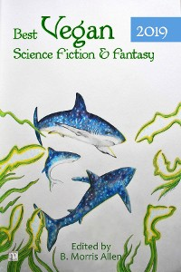 Cover Best Vegan Science Fiction & Fantasy 2019