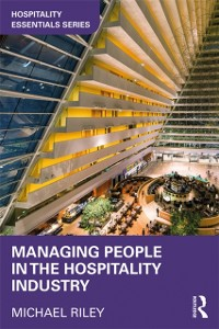 Cover Managing People in the Hospitality Industry