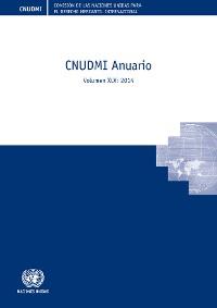 Cover Comisión de las Naciones Unidas para el Derecho Mercantil Internacional (CNUDMI) Anuario 2014