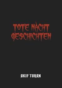 Cover Tote Nacht Geschichten