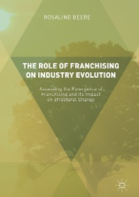 Cover The Role of Franchising on Industry Evolution