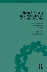 Cover Collected Novels and Memoirs of William Godwin Vol 2