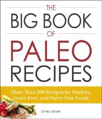 Cover Big Book of Paleo Recipes