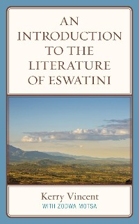 Cover An Introduction to the Literature of eSwatini