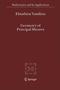 Cover Geometry of Principal Sheaves