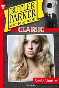 Cover Butler Parker Classic 61 – Kriminalroman
