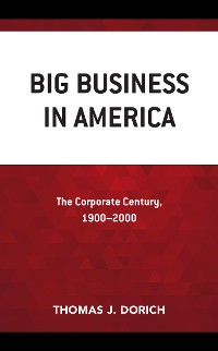Cover Big Business in America