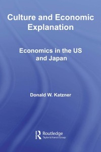 Cover Culture and Economic Explanation