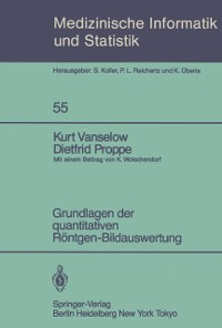 Cover Grundlagen der quantitativen Rontgen-Bildauswertung
