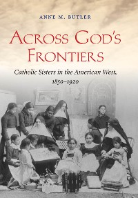 Cover Across God's Frontiers