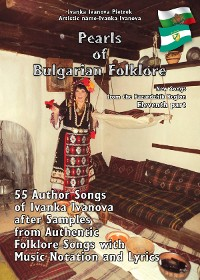 "Cover ""Pearls of Bulgarian Folklore"""