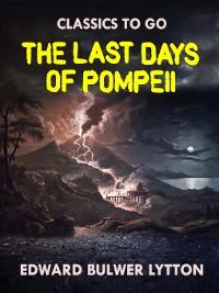 Cover The Last Days of Pompeii