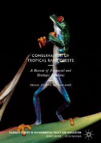 Cover Conservation of Tropical Rainforests