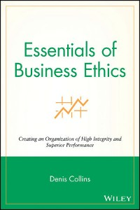 Cover Essentials of Business Ethics